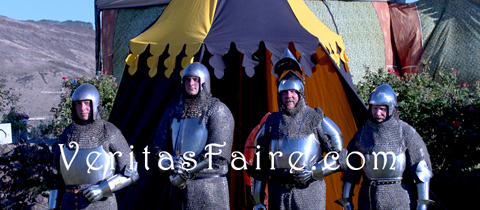 Featured Charity: Veritas Medieval Faire